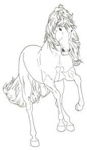 I Love The Giant Feathery Knight Horses Done W Micron Pen On Sketch Horse Coloring PagesBible