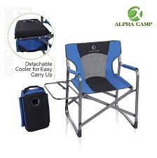ALPHA CAMP Directors Chair Oversize Support 300 Lbs Folding Portable  Camping Chair Lightweight For Outdoor Breathable Mesh Back With Cooler Bag Tesco Grey Folding Camping Chair In Its Own Bag Surrey Quays Ldon Gumtree Mac Sports Padded Outdoor Club With Carry Bag Chair With Backrest Northwoods Carrying Chairs Bags X10033 Drive For Standard Transport B02l Carry S104 Cantoni 21 Best Beach 2019 Zanlure 600d Oxford Ultralight Portable Fishing Bbq Seat Details About New Portable Folding Massage Chair Universal Carrying Case Wwheels Carry Bag Pnic Zm2026