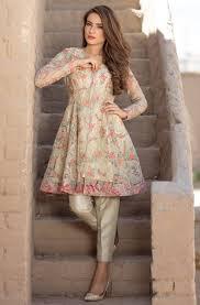 Simple Dresses Designs Pakistani Pictures
