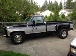 100 Vintage Tow Trucks For Sale 1979 Chevy Single Cab 1 Ton Dually 454400 Rig