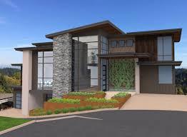 100 Downslope House Designs Malibu Modern Plan For A Sloped Lot By Mark Stewart
