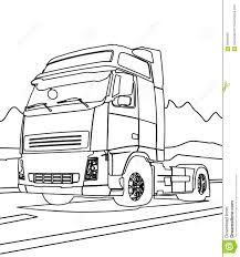 Big Truck Coloring Page Stock Illustration. Illustration Of Child ... Colors Tow Truck Coloring Pages Cstruction Video For Kids Garbage Truck Coloring Page Mapiraj Picturesque Trucks Pages Fire Drawing For Kids At Getdrawingscom Free Personal Books Best Successful Semi 3441 Vehicles With Colors Oil New Printable Kn 15 Awesome Hgbcnhorg 18cute Sheets Clip Arts Monster Getcoloringscom Weird Vehicle