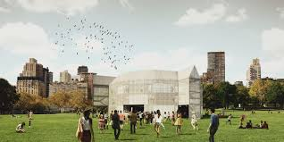 100 Vail Theater Shipping Container Globe Proposed For Detroit