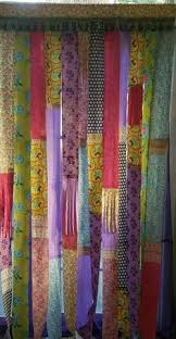 Hippie Bead Curtains For Doors by Bohemian Gypsy Vardo Beaded Door Curtains Hippie Curtain Door