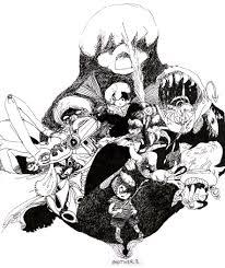 Earthbound Halloween Hack Final Boss by Mother 1 2 3 Art Official Gallery Fan Forum Forum Starmen Net