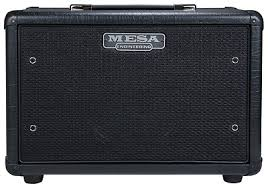 Empty 1x10 Guitar Cabinet by Mesa Boogie
