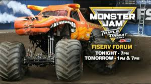 100 Monster Truck Show Los Angeles Jam Brings Adrenalinecharged Family Entertainment To Fans