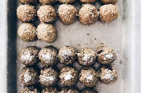 What Im Eating Right Now Seed Cycling Balls