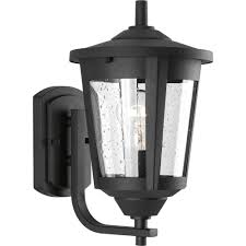 progress lighting east collection 1 light outdoor 7 5 in