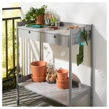 Shed Bench by Best Of Ikea 2017 Potting Shed And Garden Storage Gardenista