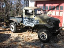 "1941 Dodge WC1 "" My Latest Project Truck"" Page 1 