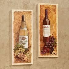 Wine Kitchen Decor Sets by Remarkable Decoration Wine Wall Art Fashionable Idea Amazoncom
