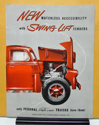 1950 Federal Truck Style Liner Swing Lift Fenders Sales Brochure Rocky Mountain Relics Phoenix Usa Stainless Steel Quarter Fender Kit 21in 2pc Set Egr Premium Color Matched Flares For All Models Semi Truck Fenders Northern Tool Equipment Universal Rear Half Tandem Bushwacker Introduces New Max Coverage Pocket Style 0713 Silverado Truck Chrome Fender Flare Wheel Well Molding Trim My Search For The Perfect Fat Fender Hot Rod Truck Myrodcom 197075 Intertional Travelall 1200 Series Front Rl Ea Fiberglass Dually Adapters Wheels Lowest Prices Full Hoop And More 12 Gauge Custom Cut Out 731987 Gmc