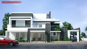 104 Modern Architectural Home Designs Contemporary Design In Kochi Ernakulam Kerala