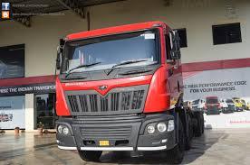 100 Mahindra Trucks Biswajit SVM Chaser Truxo 31 At Omkar Vehicles Pvt