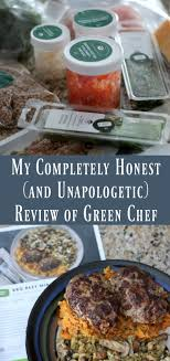 Completely Honest Green Chef Review With Coupon