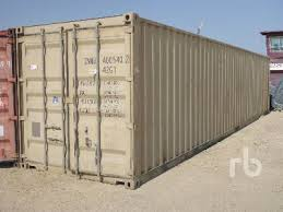 104 40 Foot Shipping Container Shanghai Baoshan Sp Std 01f Ft From United Arab Emirates For Sale At Truck1 Id 2865632
