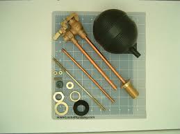 Wolverine Brass Faucet Handle by Wolverine Brass Wol 50569 12 Inch Anti Siphon Fill Valve Locke