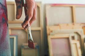 châssis toiles dalbe fournitures beaux arts peinture