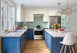 Open Kitchen Ideas Home Design Ideas How To Make Color Work In An Open Kitchen