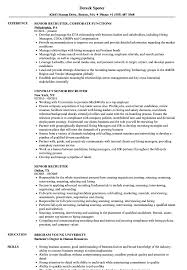 Download Senior Recruiter Resume Sample As Image File