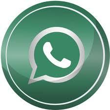 Contact media social web whatsapp icon