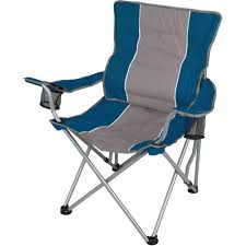 Portable Directors Chair by Ozark Trail Ultra High Back Folding Quad Camp Chair Walmart Com