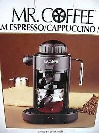 Mr Coffee Pot Replacement 1 Of 3 Parts Steam Espresso Cappuccino Maker