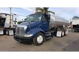 100 Lube Truck For Sale 2006 INTERNATIONAL TRANSTAR 8600 Miami FL 5001198128