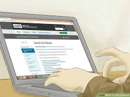 Uspto Help Desk Pct by How To Get A Patent With Pictures Wikihow