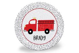 Plates - The Personalized Plate Fire Truck Birthday Dessert Plates Party Supplies 2017 Ldon Brigade Appliance Vehicle Models Lcpdfrcom Firefighter Alabama Department Of Revenue Child Bundle For 16 Guests Vermont Y2k Els Gta5modscom Shermee License Pinterest Plates Fireman Red Themed And Napkins Includes Ideas Montana 2