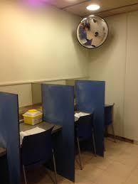 visite de la salle de consommation à moindre risque sala baluard à