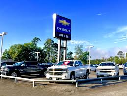 Joe Lee Chevrolet In Clinton | Little Rock, Conway & Morrilton ...