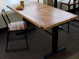 Combination Of ANCIENT Dining Table Frame Chairs Example