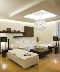 Contemporary Living Room Lights Brilliant Round Crystal Pendant Ball Chandelier Modern On Led Ceiling Lamp Circular