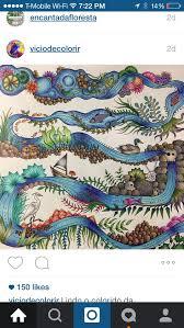 Secret Garden Enchanted Forest Adult ColoringColoring BooksJohanna