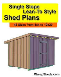 16x20 Shed Plans With Porch by 16x20 Lean To Shed Front View Outdoor Life Pinterest Lean To