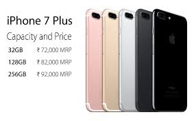 Apple Price List in India 2017 4th January