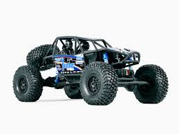 Axial's Brawny RC Off-Roader Eats Boulders For Brunch | Gear ...