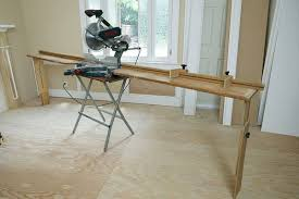 Cut Laminate Flooring With Miter Saw by Miter Saw Table Accessories Stand Jet Stand Delta Universal