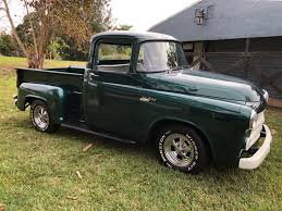 1955 Used Dodge C3-B6-108 Pickup Truck For Sale At WeBe Autos ...