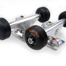 Truck Assembly (Black Wheels) In 8