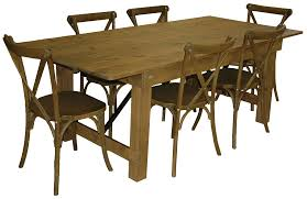 Tables: Rustic Farmhouse Folding Table & Chairs Timelessly Charming Farmhouse Style Fniture For Your Home Interior Rustic Round Ding Table 6 Ideas 30 House X30 Inch Modern Farm Wood You Kitchen Extraordinary Narrow Room Black Chairs Photos And Pillow Weirdmongercom Hercules Series 8 X 40 Antique Folding Four Bench Set Luxury Affordable Grosvenor Wooden With Gray White Wash Top Classic Base Criss Cross Includes Two Benches E Braun Tables Inc Back Burlap Cushions Amish Sets Etc