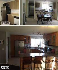 Kitchen Remodel Remove Wall Remodeling Home With New Ikea Piece Of Conversation