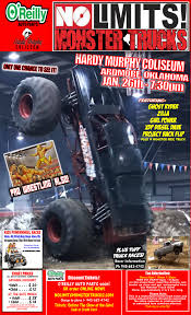 No Limits Monster Trucks – BBOW Pro Wrestling In Ardmore, Oklahoma ...