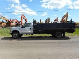 100 F550 Truck 2004 Ford 4X4 DECK TRUCK Edmonton