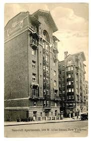 Vienna Halloween Parade Street Closures by Bancroft Apartments West Harlem Ny 1912 Postcard Harlem World