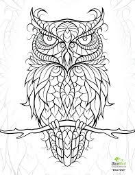 Free Printable Coloring Pages Adults Geometric Adult For Zen Christmas