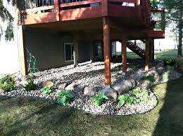 Best Under Deck Landscaping Ideas On Walkway Front Yard And ... Backyards Wonderful Gravel And Grass Landscaping Designs 87 25 Unique Pea Stone Ideas On Pinterest Gravel Patio Exteriors Magnificent Patio Ideas Backyard Front Yard With Rocks Decorative Jbeedesigns Best Images How To Install Fabric Under Easy Landscape Wonderful Diy Landscaping Surprising Gray And Awesome Making A Rock Stones Edging Outdoor