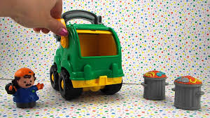 Fisher Price Little People Garbage Truck - YouTube Amazoncom Fisherprice Little People Dump Truck Toys Games Servin Up Fun Food Youtube Power Wheels Ford F150 Will Make You Want To Be A Kid Again Laugh Learn Amazon Kids Buy Thomas The Train Wooden Railway Troublesome Trucks Paw Patrol Fire Battery Powered Rideon Serving Fisher Price Little Wheelies New In Box 1000 Giggling 2pack Fisher Price And Online Friends Adventures